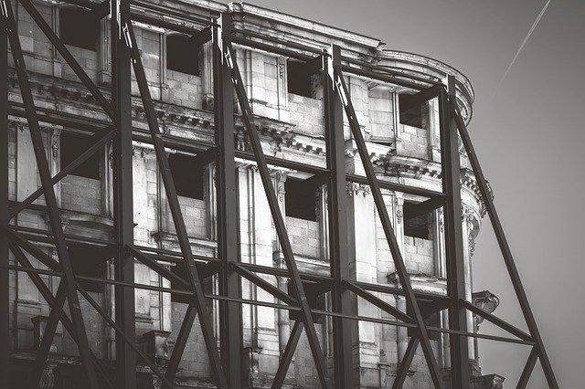 osuszanie budynków
