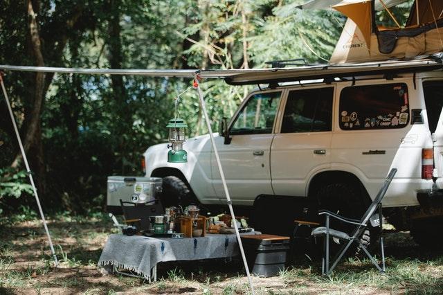 lodówka camper